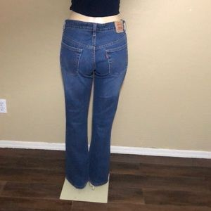 Levis Strauss 505 Jeans Regular